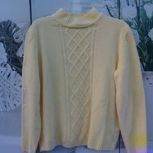 Sweater By Alfred Dunner Sz. M NWOT